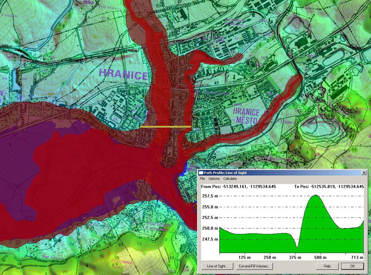 Povodnove Mapy Na Webu Cap Gisportal Cz