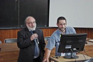 Jáchym Čepický (vpravo) a Jiří Poláček