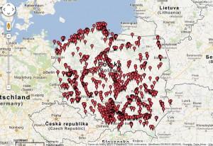 Radary v Polsku, www.mapa-fotoradarow.pl