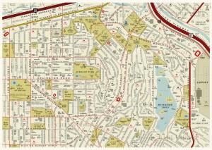 Filmová mapa, zdroj: wearedorothy.com