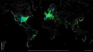 460 milionů IP adres, zdroj: Internet Census 2012