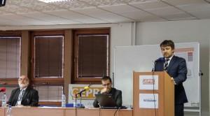 Přednášející Robert Tomas (EC - DG Joint Research Centre)