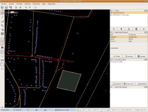 Mapování přes satelitní snímek v Java OpenStreetMap Editoru