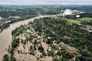 Mapování zatopené Prahy 8
