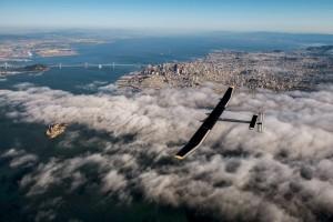 UAV Solar Impulse