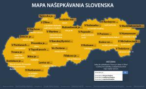 Další přihlášená mapa