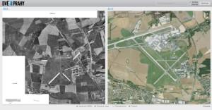 Jak vypadalo letiště Vaclava Havla před 50ti lety?