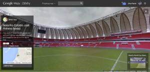 Beira-Rio (Estádio José Pinheiro Borda) – stadion s kapacitou 52 tis diváků