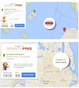 Ukázka z prostředí SmartPins