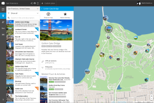 Ukázka mapy pro San Francisco
