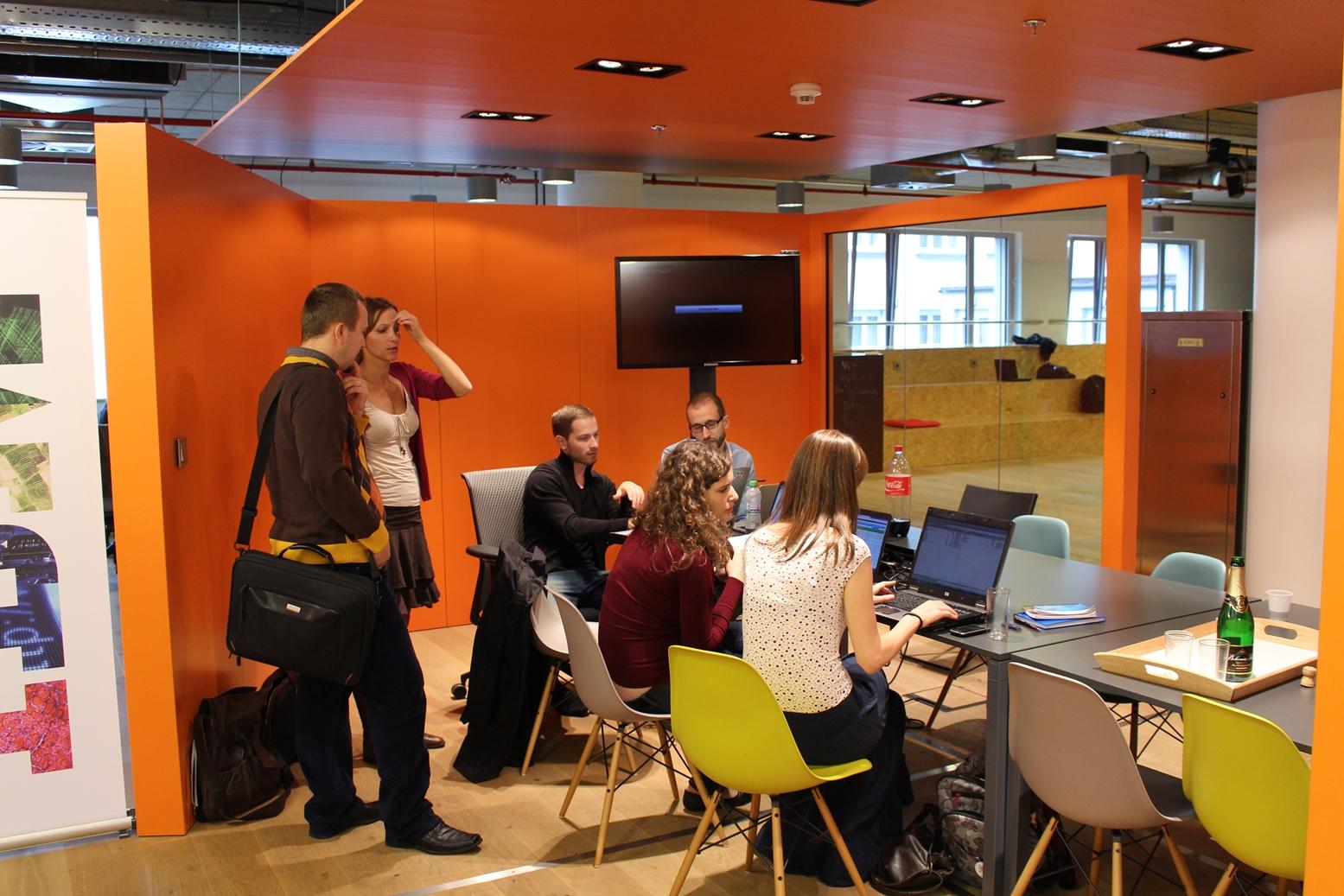 Workshop zpracovatelských týmů