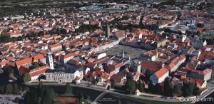 České Budějovice ve 3D