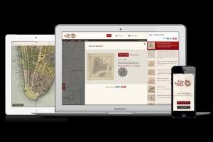 OldMapsOnline jede na různých platformách i zařízeních