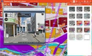 Ukázka nové aplikace územního plánu z Ústí nad Labem