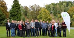Účastníci prvního dne konference