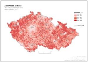 Miloš Zeman druhé kolo